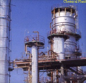 chemical plant photo
